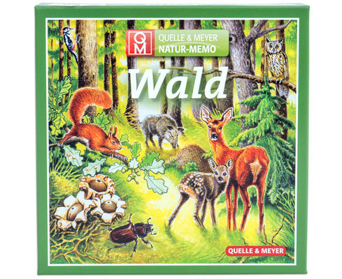 Natur-Memo Wald
