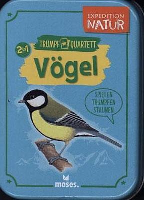 Trumpf-Quartett: Vögel