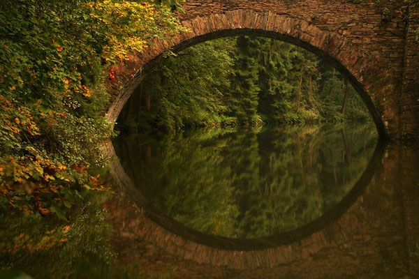 Brücke über die Zschopau