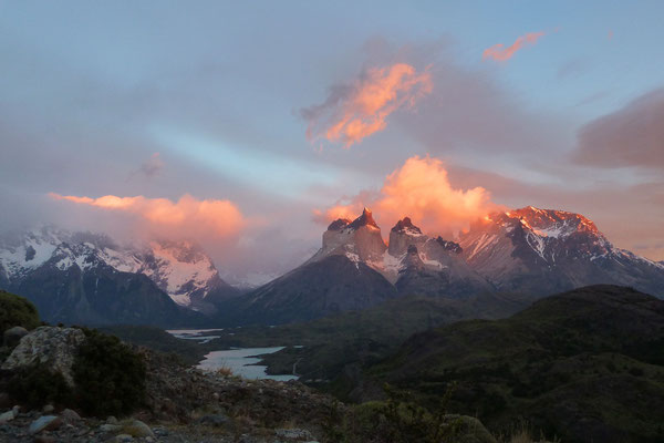 NP Torres del Paine CHILE