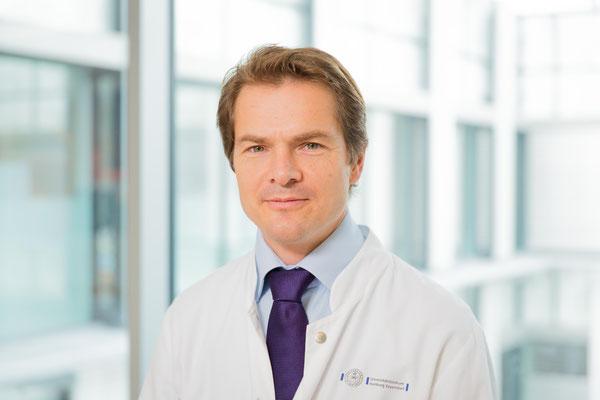 Prof. Dr. Reinshagen, Kinderchirurg