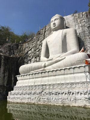 Bouddha de Rambadagalla