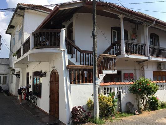 Notre guesthouse à Galle