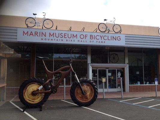 Musée du VTT à Fairfax