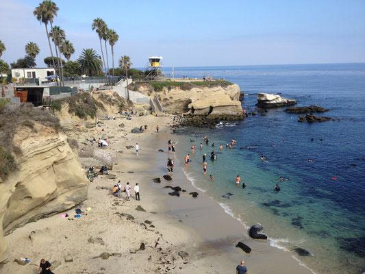 San Diego: La Jolla