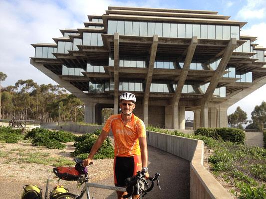 San Diego: Librairie d'université