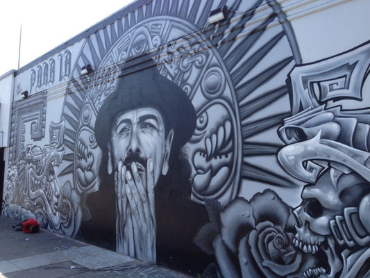 San Francisco: Fresques murales