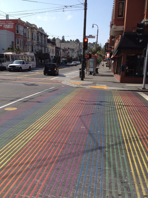 San Francisco: Quartier gay de Castro