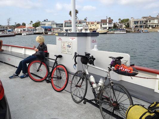 Ferry pour Bay Island