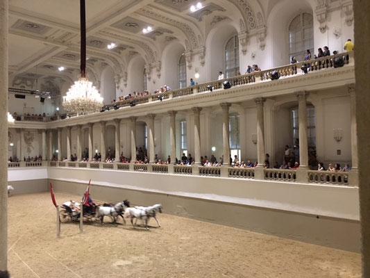 Ecole d'Equitation Espagnole de Vienne
