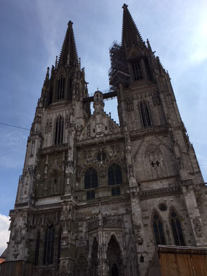 Regensburg = Ratisbonne