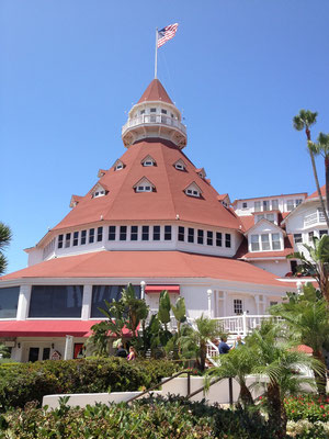 San Diego: Hotel du  Coronado
