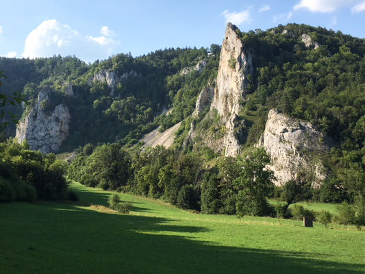 Méandres du Danube