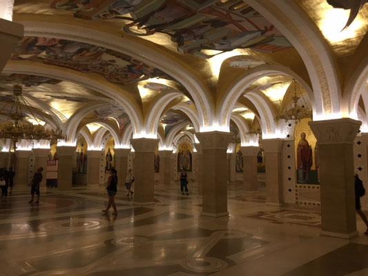 Crypte de St Sava