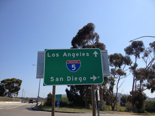 Direction San Diego