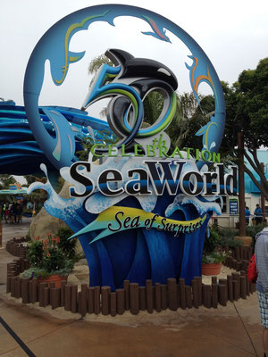 San Diego: Sea World