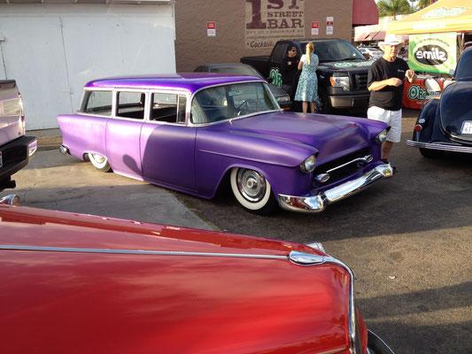 Encinitas: Expo de vieilles voitures