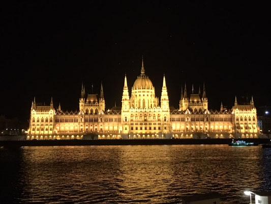 Le parlement de nuit