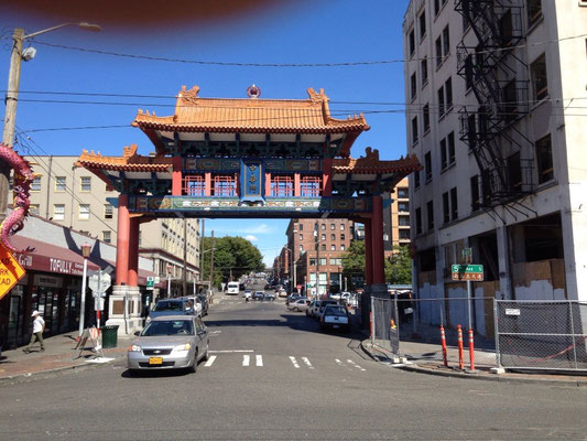 Seattle: Chinatown