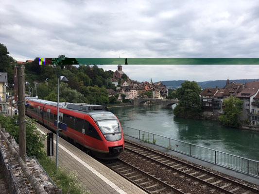 Laufenburg, entre Suisse et Allemagne