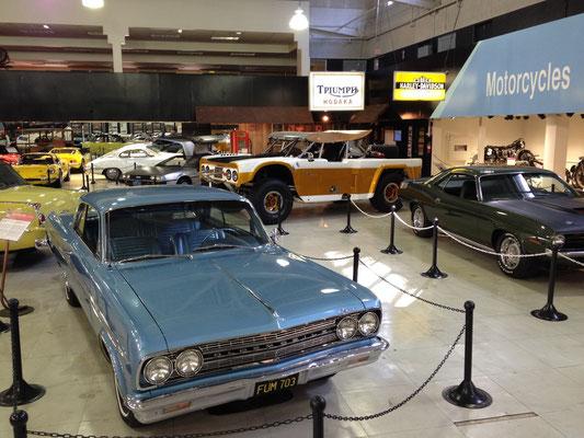 San Diego: Musée de l'Automobile