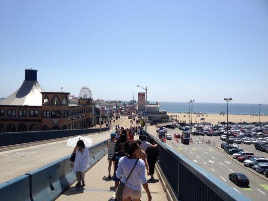 LA: Santa Monica