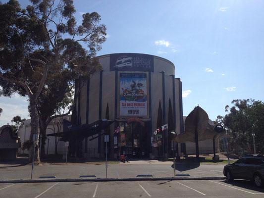 San Diego: Musée de l'Air et de l'Espace