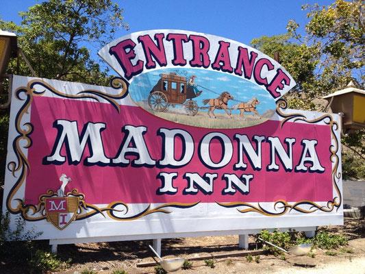 San luis Obispo: Le Madonna Inn