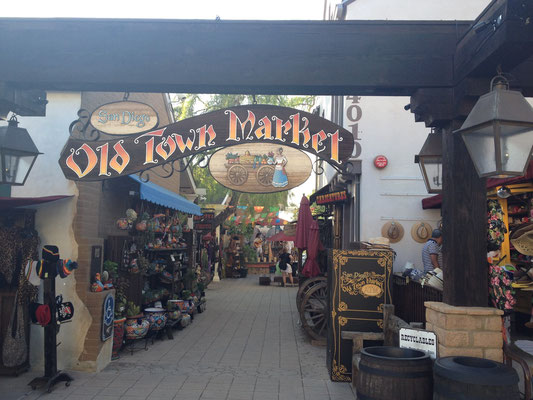 San Diego: Old Town