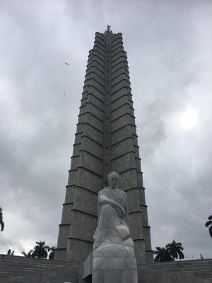Monument à José Marti