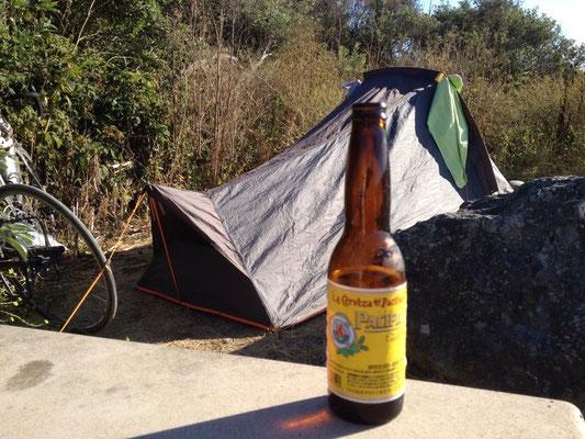 Merci Traile pour cette bonne bière bien méritée