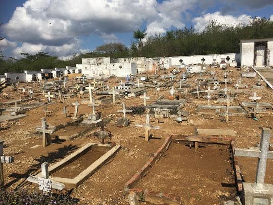 Un cimetière cubain