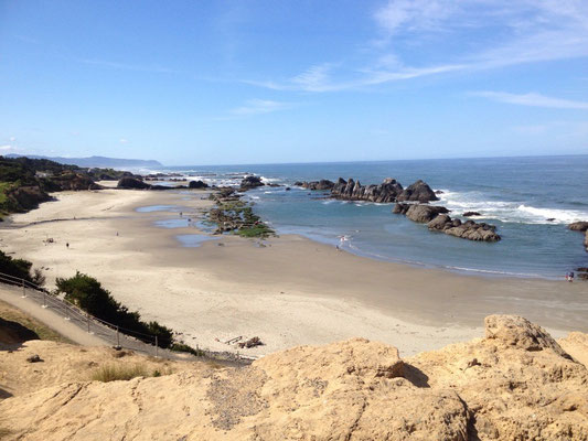 Seal Rock State Wayside