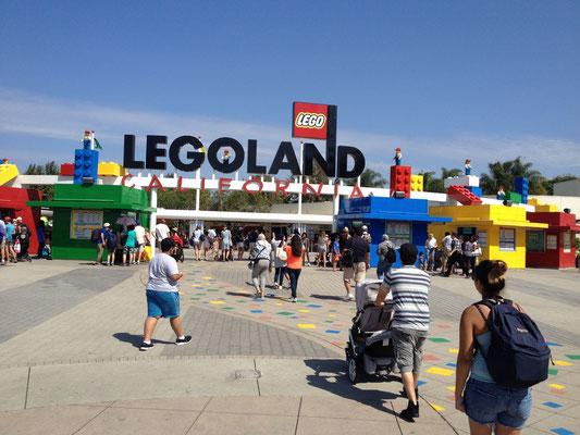 Carlsbad: Legoland