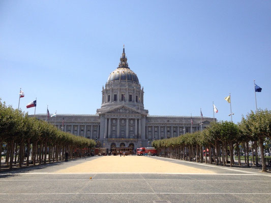 San Francisco: le City Hall