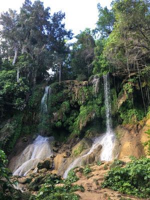 Cascade d'EL Nicho