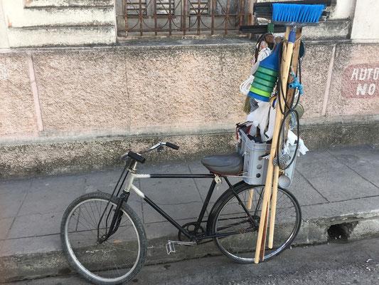 Petit commenrce à vélo