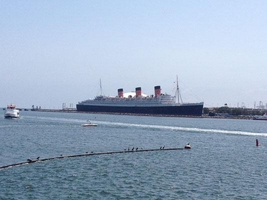 LA: Le Queen Mary