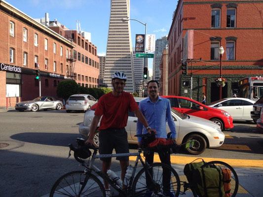 San Francisco: Mon hôte Mathieu