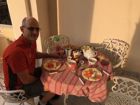 Solide petit-déjeuner