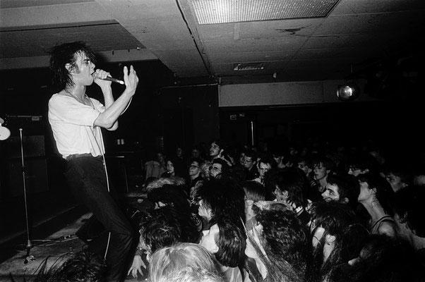 Nick Cave and the bad seeds en Berlin