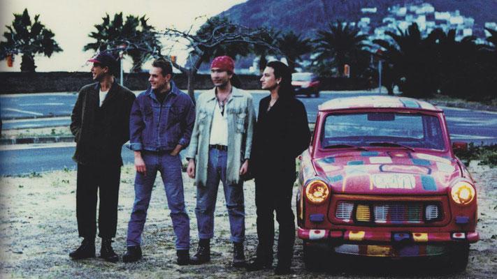 U2 en Berlin