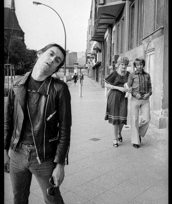Iggy Pop en berlin