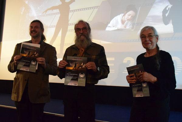 "Beste Naturdoku (Amateurfilm):  ""Unser Lapplandfrühling "" von Wilfried Matz, Barbara Matz-Langensiepen & Hartmut Güldner (n.i. Bild)"