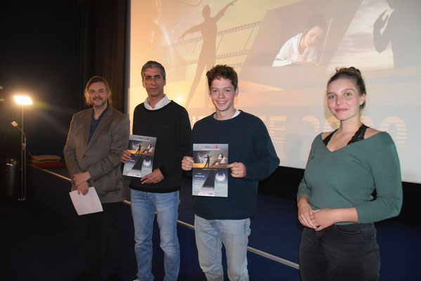"""Relevanz-Preis (Jugendfilm): """"Das Fahrrad"""" von Jan Philip Roza (FILMthuer e.V.) und Ayhan Urmiye"""