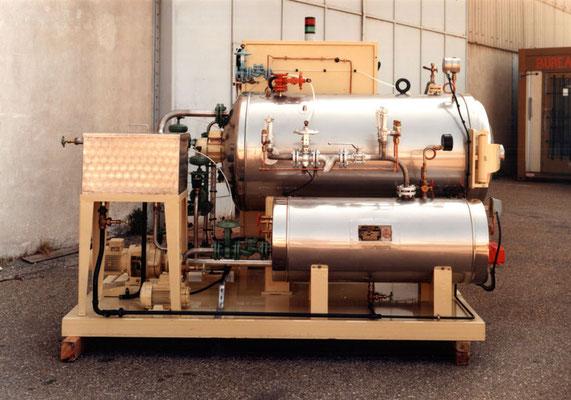 Lubeca Sterilisation Autoclave III