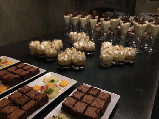 RAMPE Café & Bar – Dessertbuffet