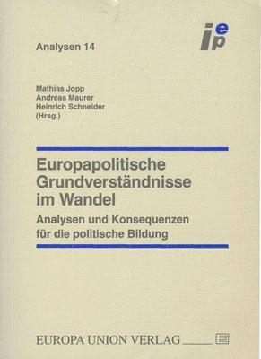 Europäische Grundverständnisse im Wandel
