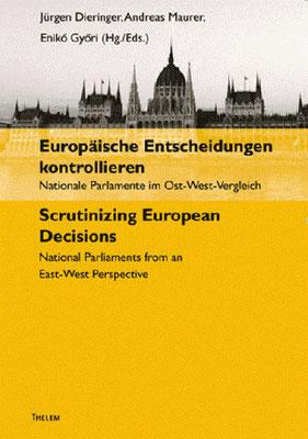 Europäische Entscheidungen kontrollieren