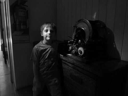 Ivan y la maquineria antigua